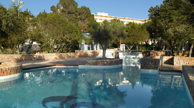 Foto Hotel Fiesta Cala Gracio - adults only - Vakantie Cala Gracio