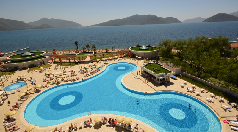 Impressie Hotel Green Nature Diamond - Vakantie Marmaris