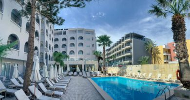 Foto Hotel Glaros Beach - All inclusive - Vakantie Chersonissos