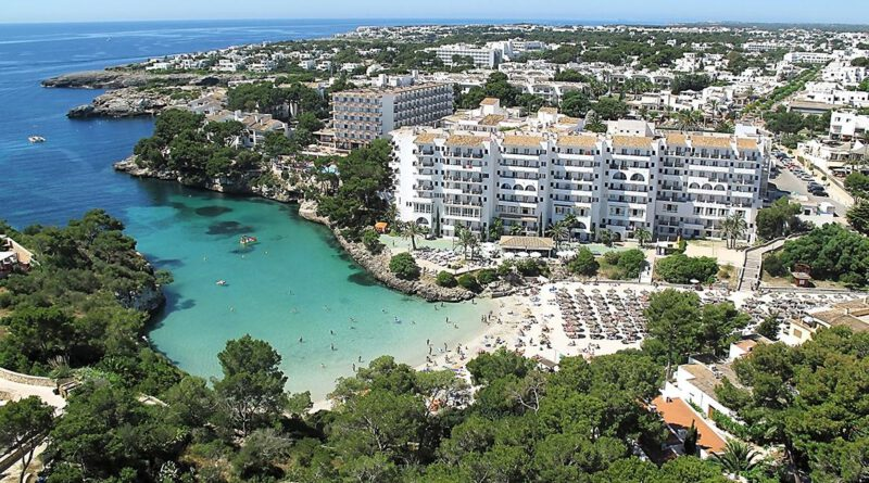 Impressie Hotel Barcelo Ponent Playa - all inclusive - Vakantie Cala d'Or